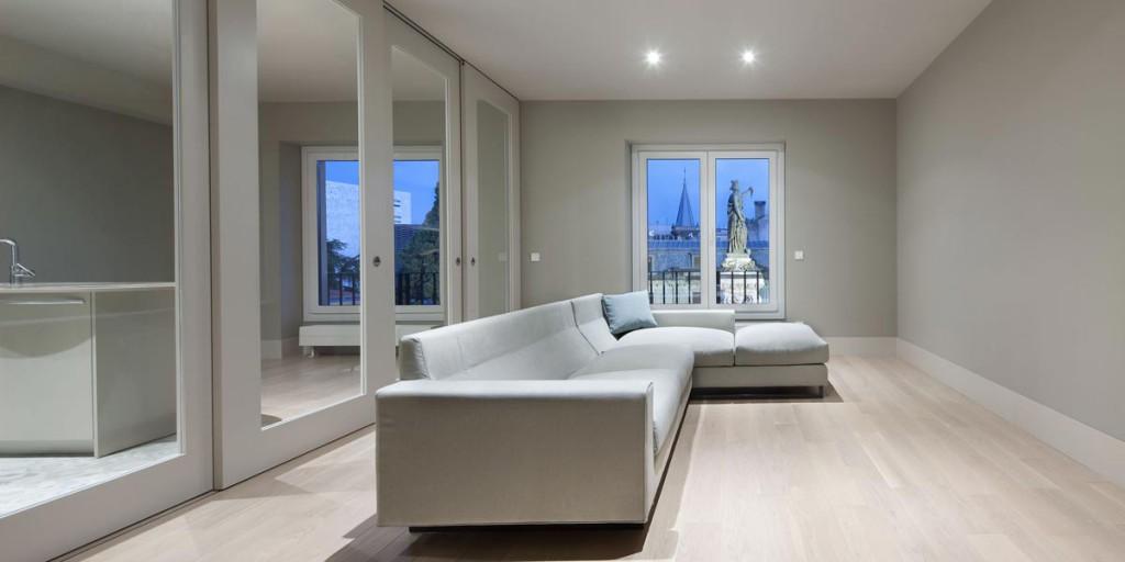 Reforma piso vi ma pamplona arquitectos en navarra y pa s vasco abbark arkitektura - Arquitectos en pamplona ...