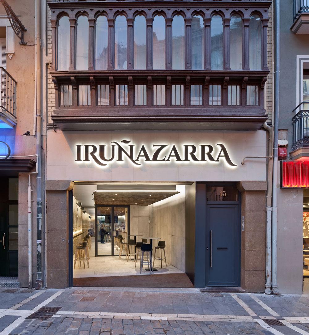 Arquitectos en Navarra y País Vasco. Abbark Arkitektura - Iruñazarra. Pamplona
