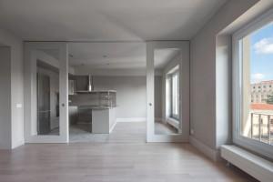 Arquitectos en Navarra y País Vasco. Abbark Arkitektura - Piso en Pamplona