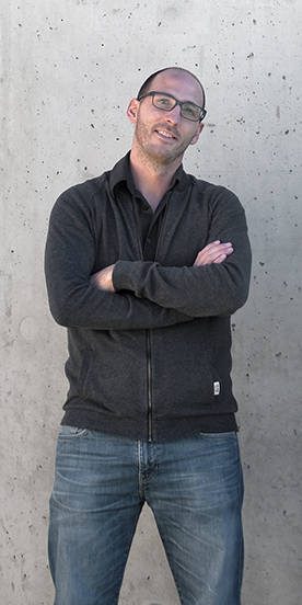 Ramón Andueza. Arquitecto de Abbark Arkitektura